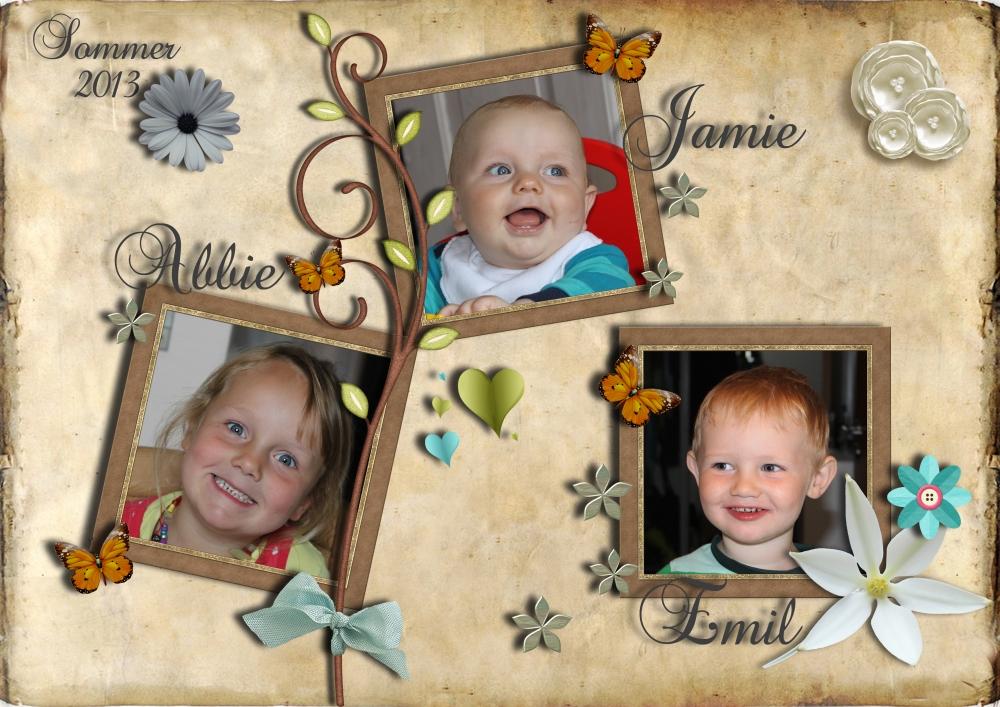 Mine børnebørn