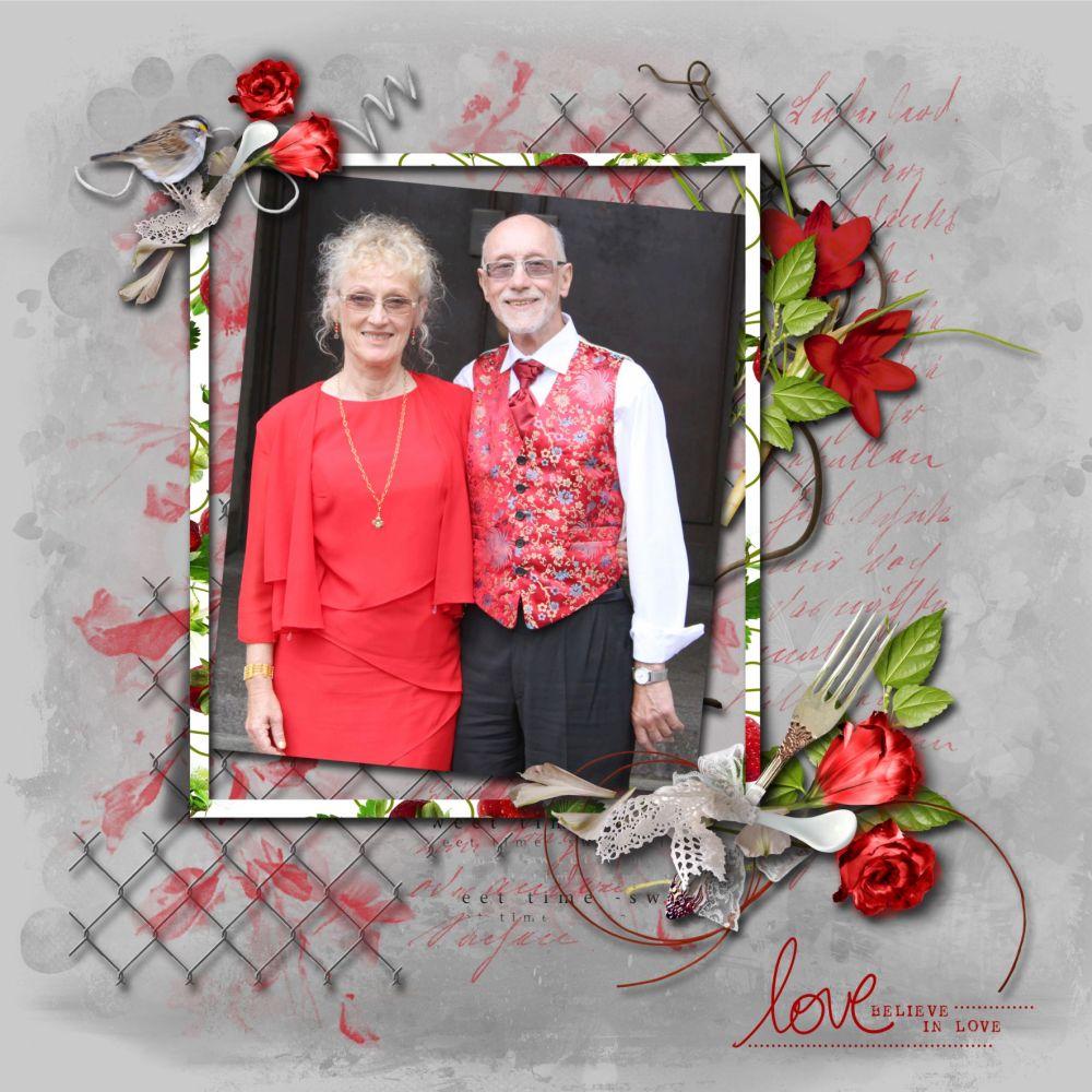 Anita og Keld 2016