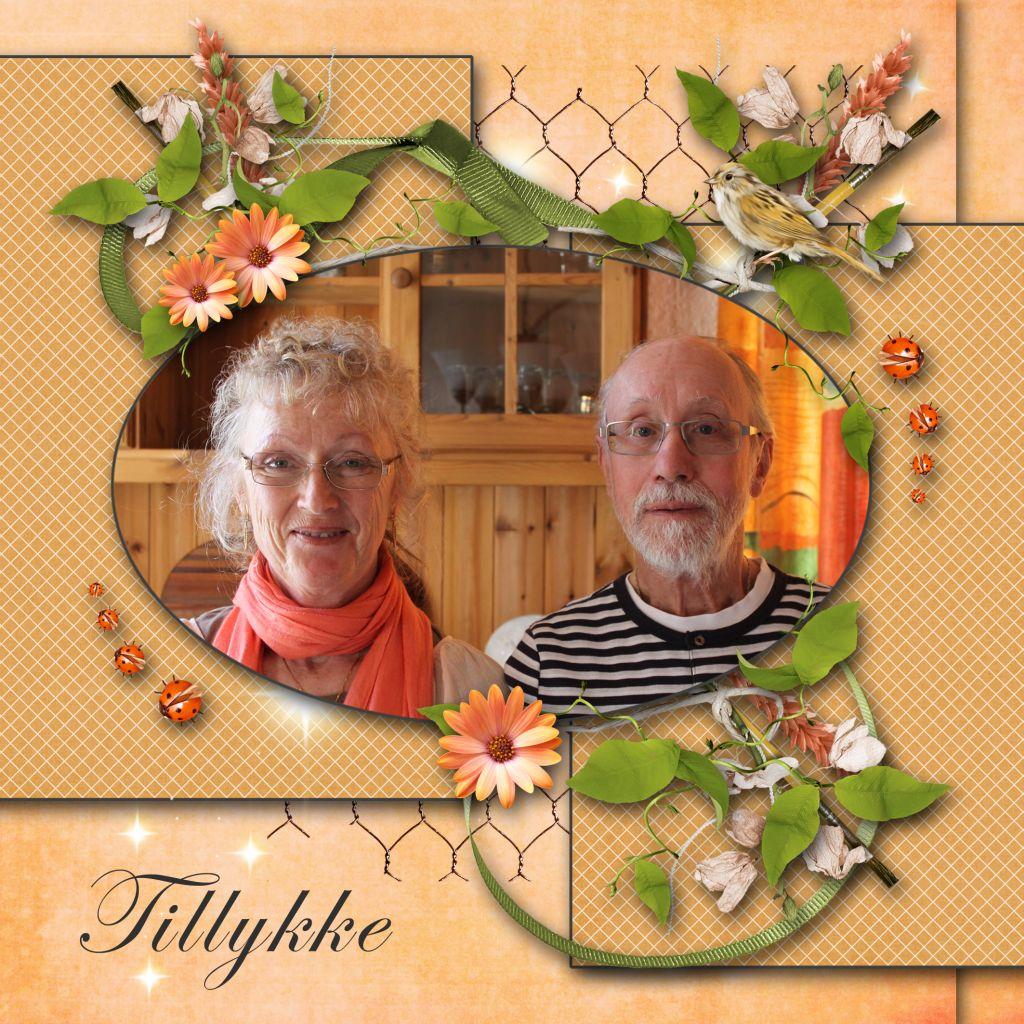 Anita og Keld Eiffert 2017